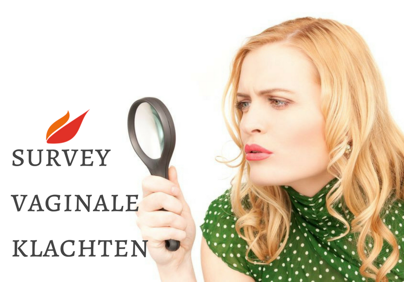survey vaginale klachten